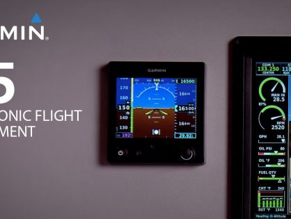 Adapter Makes Garmin G5 Compatible w/ Range of Autopilots