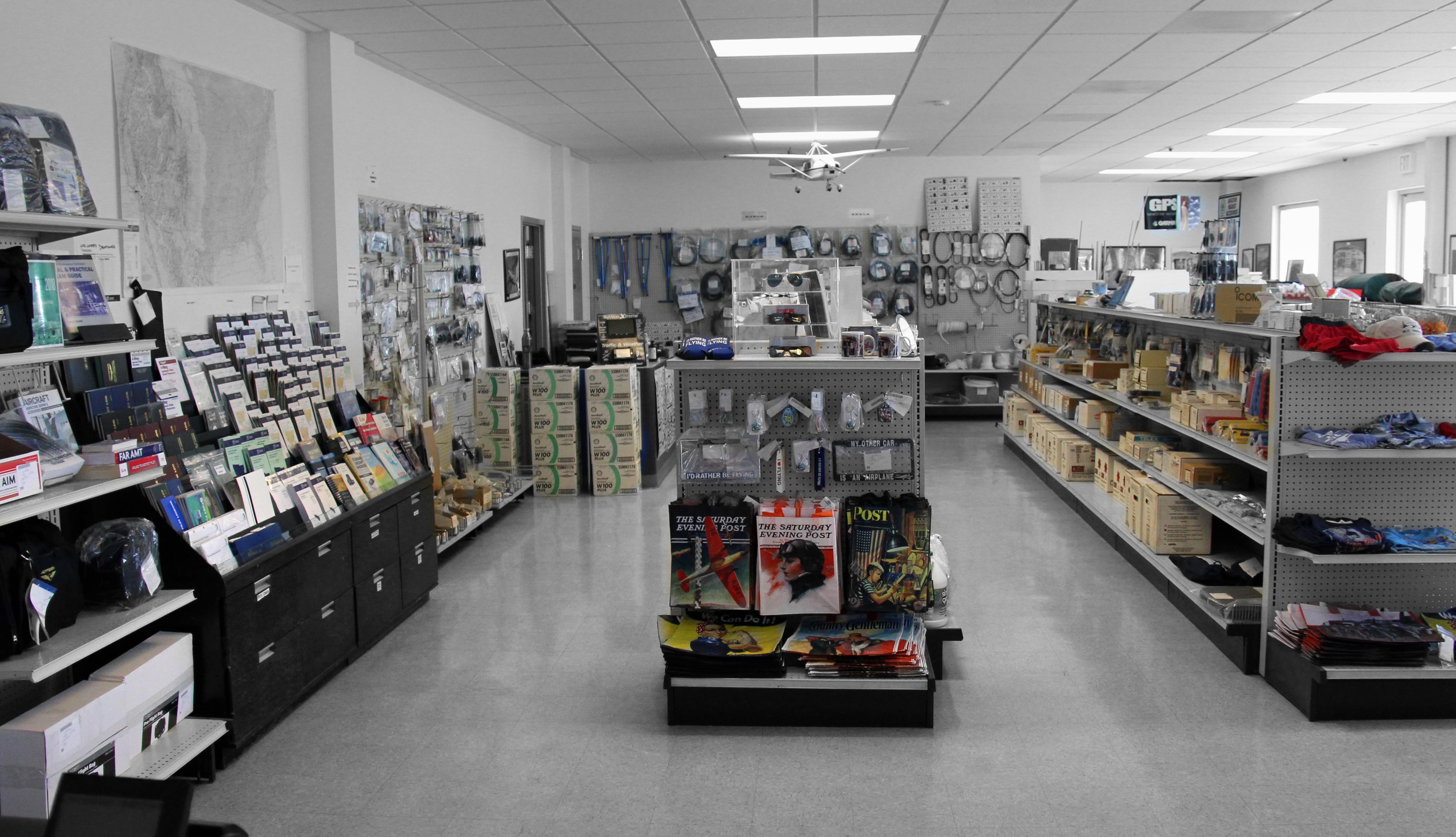 Pilot Supplies Store