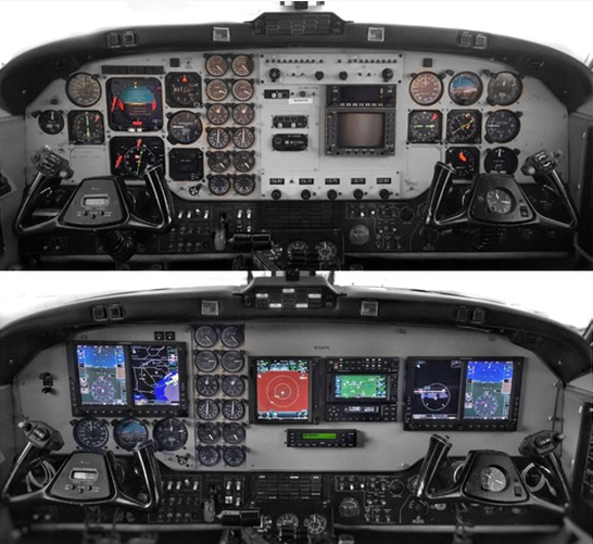 Vista Aviation Avionics Installations